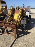 Case W11 fork loader
