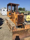 Case 450C long track dozer