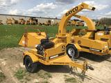 2014 RC6D25 Brush Chipper with 60.4 hours