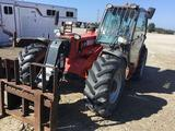 Manitou MLT 735-120 telescopic forklift with forks