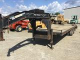 Top Brand Gooseneck Trailer