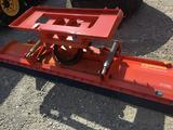 TMG Industrial Hydraulic Dozer blade for skid steer