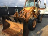 Case W14B 1987 articulating loader