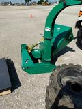 4 inch PTO wood chipper