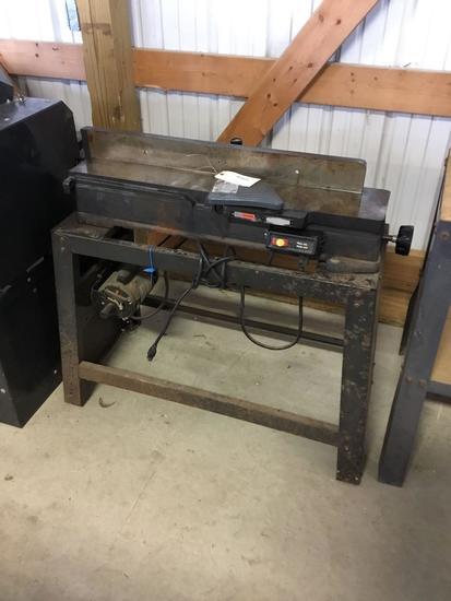 16010- 6 inch craftsman jointer 110 volt