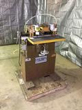 16031- Ritter 2 spindle boring machine with extra bits