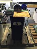 16048- Safty Speed pocket hole Machine Model # SPM301- air power