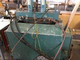 16086- Dodds 15 Spindle Dovetail Machine, Hydraulic