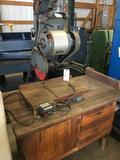 16103- Craftsman Cutoff Saw, 110 volt