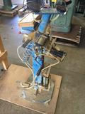 16111- Vacuum stand