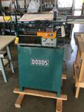 16113A- Dodds Single Spindle Dovetail, model SE-1 single phase, Serial D01041-176
