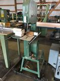 16115- Grizzly 16 inch Bandsaw, Air