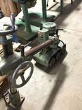 16170- Holzher stock feeder, (needs new wheels)