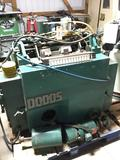 16186- Dodds 15 spindle dovetail, hydraulic C1387