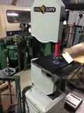 16188- 14 inch steel city bandsaw, air powered