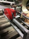 16197- Mike Jecky cut off saw, Air Powered