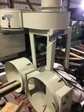 16198- Extrema 2 bag dust collector, lineshaft