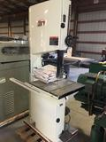 16213- 20 inch Jet Bandsaw Lineshaft with air clutch