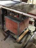 16220- Delta 10 inch Contractor saw 110 volt