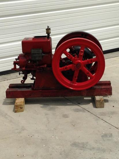 Economy Hit & Miss engine, 3 hp, runs great
