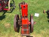 Vertical International Famos 2 hp