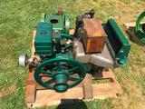 Fairmont 5 hp rail car engine