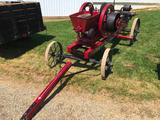 New Holland 1910 5 hp buss saw rig