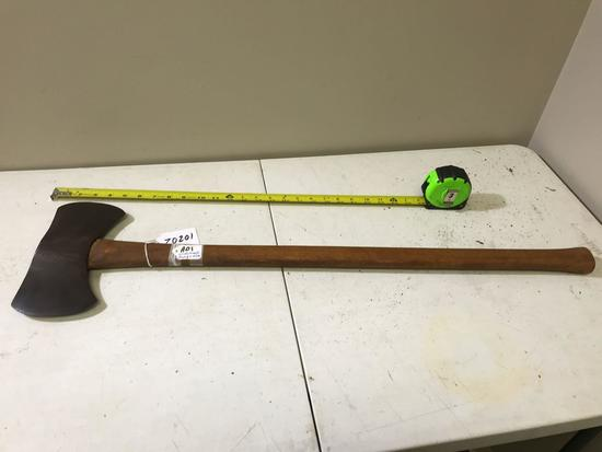 Wards Master Quality 2 bit axe