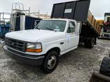 1081 1994 Ford F-350 Dump Bed