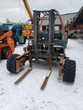 1533-B- Princton D50 fork lift with 4923 hours