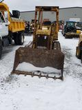1538- CAT 931B tracked loader with 5967 hours