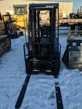1549- Toyota Electric Forklift