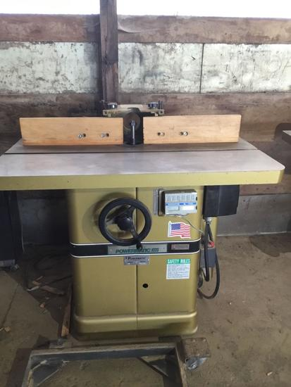 3018- Powermatic 3/4 inch Shaper,