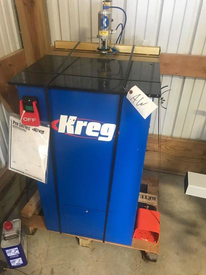 3001- Kreg DK1100 FE Pocket Hole Machine