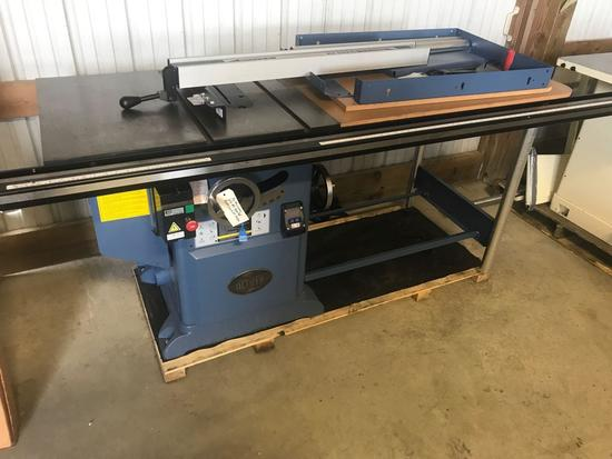 3003- Oliver 4016 10 inch tablesaw, was flexshaft powered