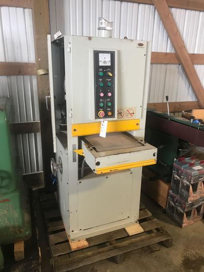 3006- Widebelt Sander 15 inch w/ platium