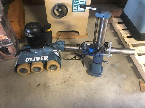 3008- Oliver 3 roll power feed