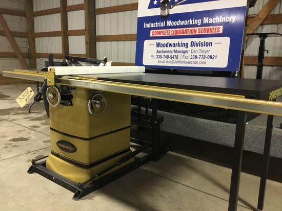 3000C- NEW -Powermatic PM1000 Table saw