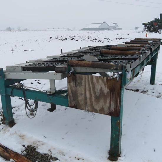 Woodmizer rollcase