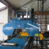 2018 Baker 3665D production mill; fully hydraulic, w/65 HP Cummins Diesel, ONLY 640 hrs.!!. LIKE