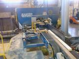 Baker bandsaw mod. B driven by MFB 20 hyd. motor, good condition
