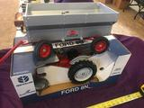 Ford 8N Tractor and Ford Dearborn Forage Wagon by Ertl 1/8 scale, sells times the money