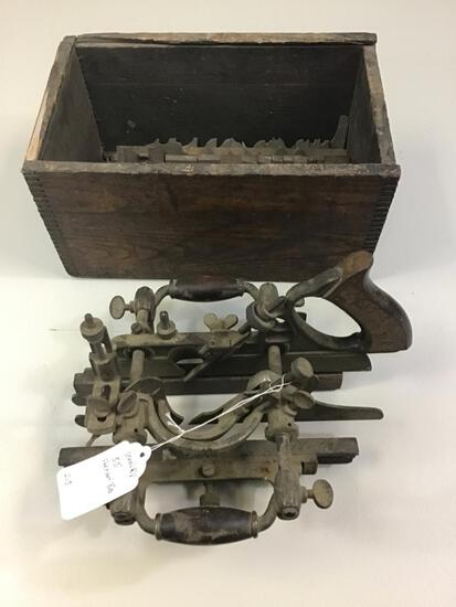 STANLEY NO. 55 w BOX