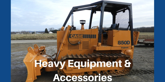 Airworks 2020 Heavy Equipment and accessories