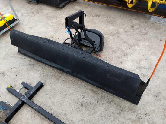 27010- Kubota Snow Pro 6 ft Hydraulic Snowblade