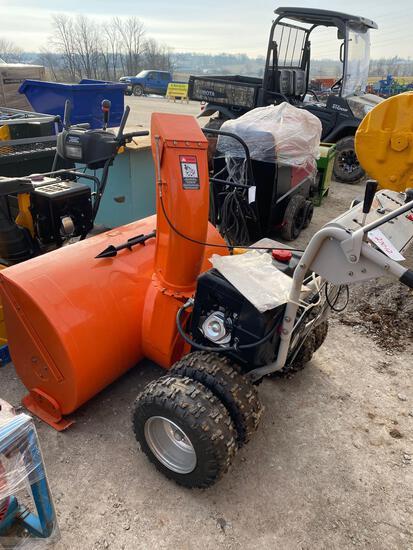 27012c- Snow Beast 45in/420cc Gas Snow Blower