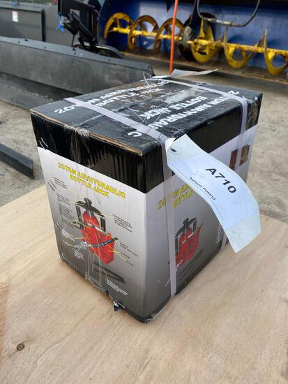 27013b- 20 Ton Air/Hydraulic Bottle Jack