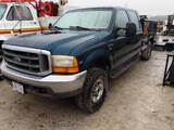 27027- 1999 Ford F-250 Pickup Truck, VIN # 1ftnw21f3xeb60793