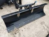 27029- 6 ft Hydraulic Snow Plow Attachment for skidsteer
