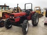 27039- Case IH 685 Tractor, 3 point, PTO, Hydraulic Hookups, 4wd, Clean, 4 cyl diesel